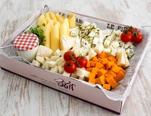 מגש גבינות